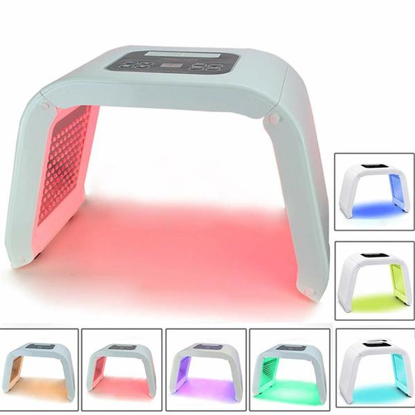 ZenC™ LED Light Facial Skin Therapy Rejuvenation at Home Beauty Machine