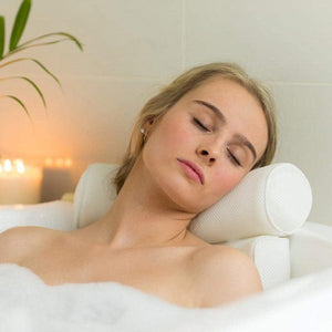 Luxury Spa Bathtub Pillow
