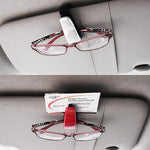 Car Sun Visor Clip Holder