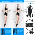 2-in-1 Jumping Rope
