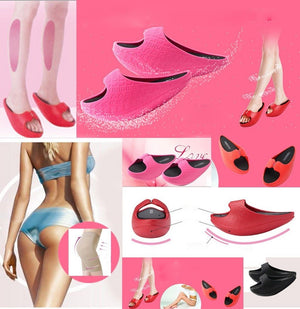 Posture Correction Fat Burning Slipper