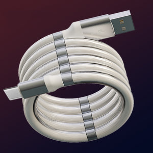 Magnetic Rope Data Cable