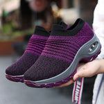 Women's Breathable Air Cushion Walking Running Shoes Multi-Color  2020 Sneaker