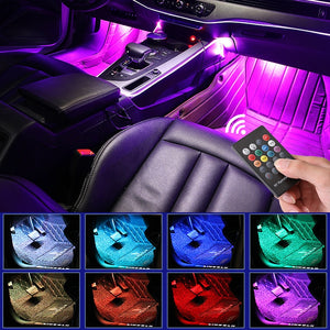 Car Interior Ambient Lights