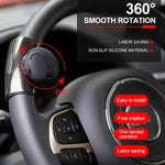 Steering Wheel Booster Knob