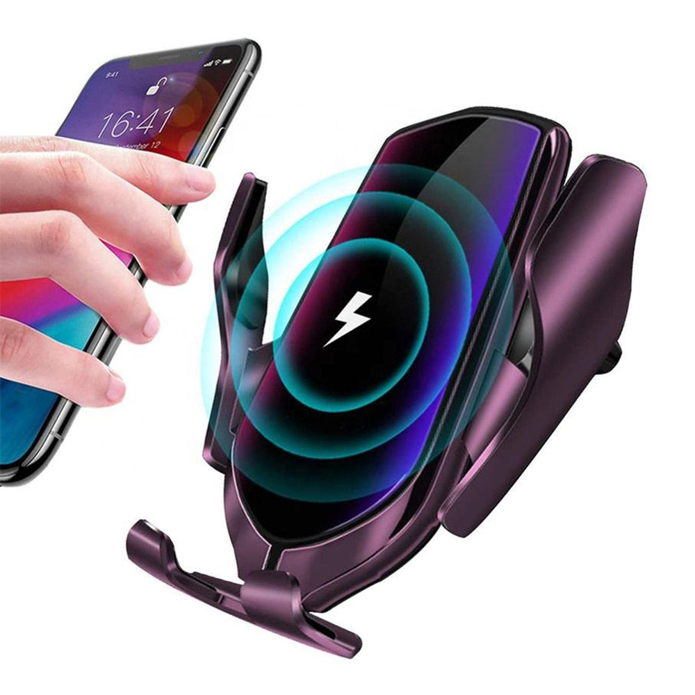 Wireless Auto Clamp Charger