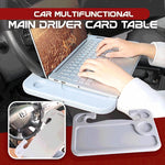 Car Multifunctional Main Driver Card Table
