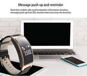 Fitclock™ - Professional Blood Pressure Smart Watch And Heart Rate Monitor
