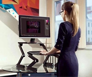 Adjustable Standing Desk | Laptop Desk Stand