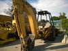 (SOLD) Cat 426B Backhoe 4x4 Extended hoe