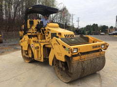 (SOLD) 2009 Sakai SW652 low hours Runs Good