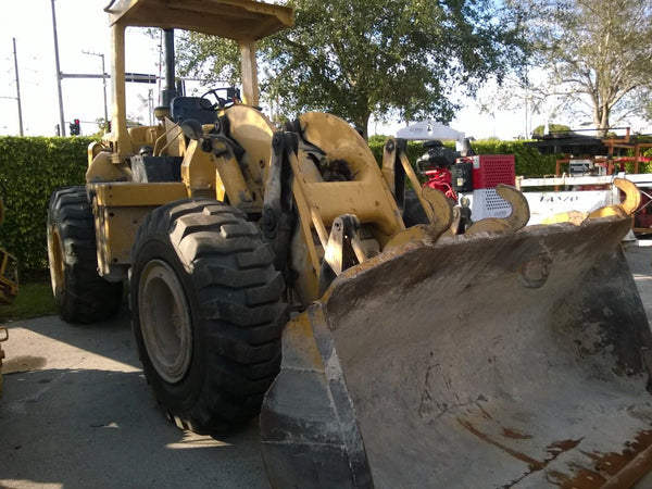 (SOLD) 1978 CATERPILLAR 950 WHEEL LOADER