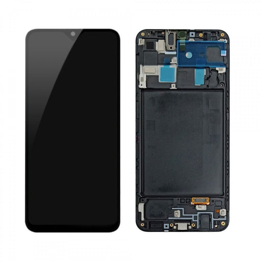 Samsung Galaxy A20 2019 LCD Screen and Digitizer with Frame