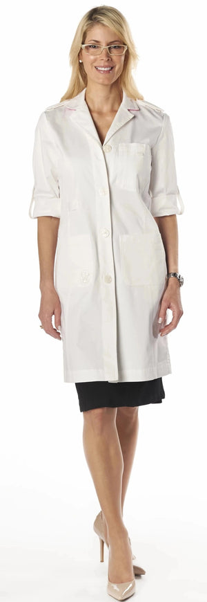 Signature Lab Coat