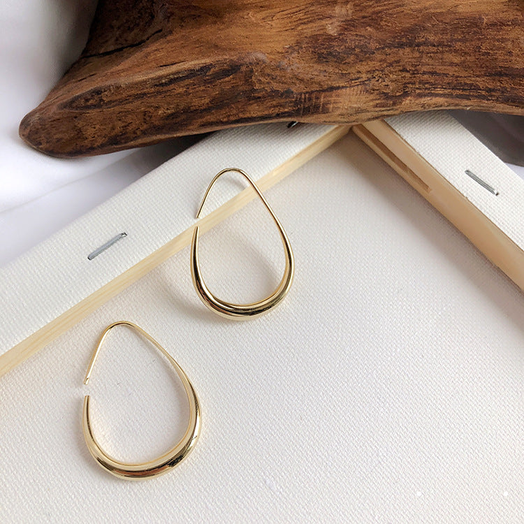 Water-drop Shape Earring