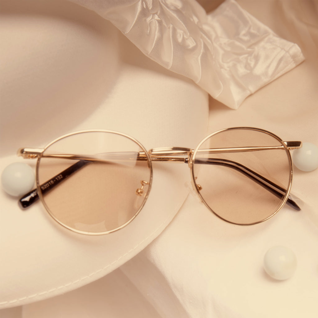 THEA COLLECTION - Light Brown Sunglass | THEA系列 - Light Brown 墨镜