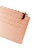 THEA COLLECTION - Soft Pink Short Purse | THEA系列 - 柔粉色皮夹