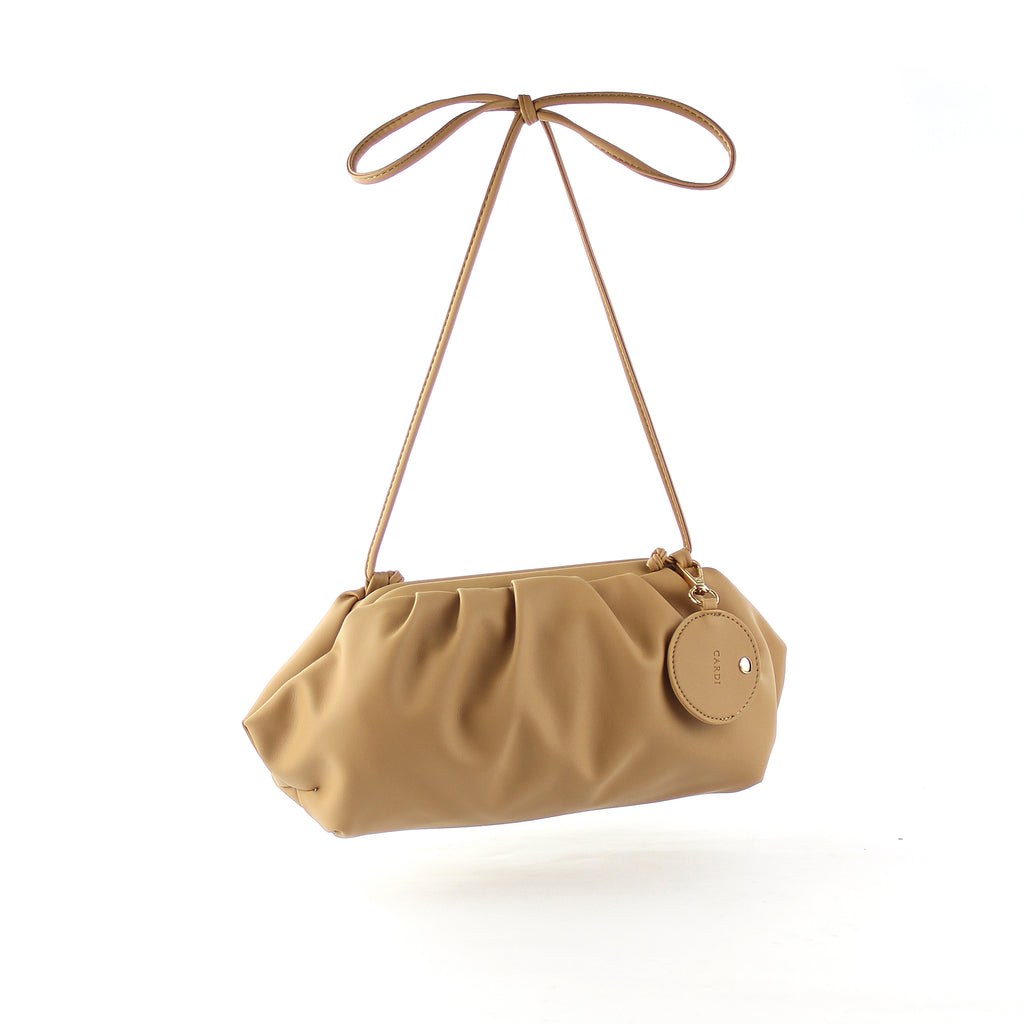 TABBY Chain Pouch Bag - Sand Brown | TABBY 云朵包 - 沙褐色