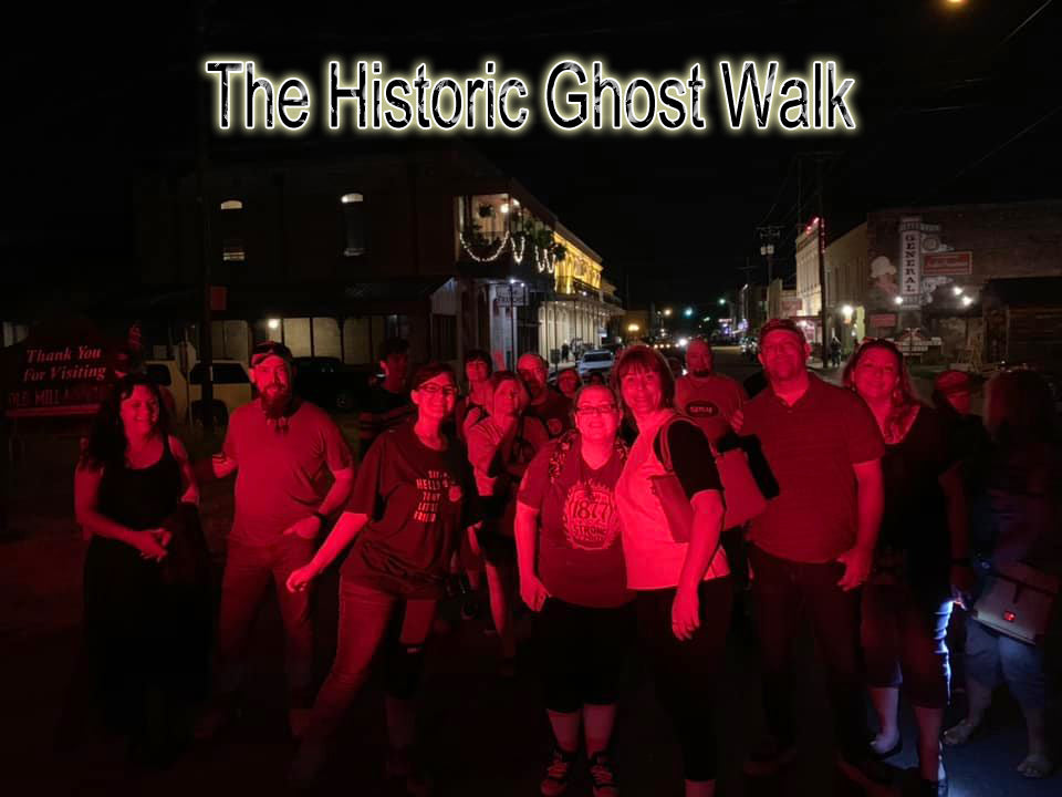 The Historic Jefferson Ghost Walk