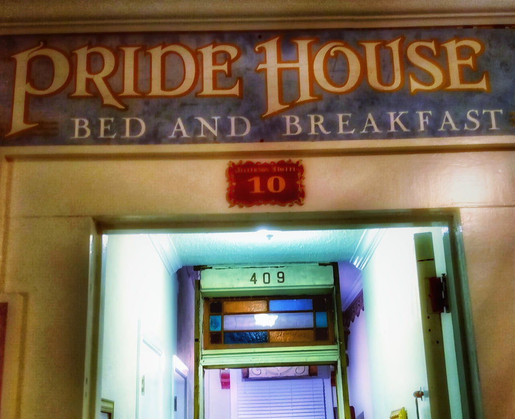 Room 10 The Pride House
