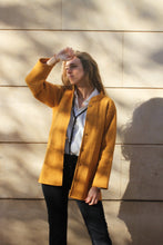 Load image into Gallery viewer, Mustard Chandur Jacket