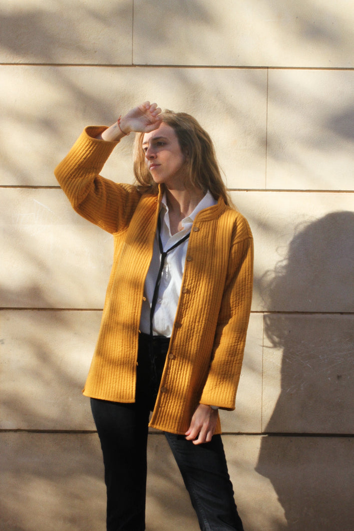Mustard Chandur Jacket