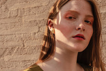 Load image into Gallery viewer, Model wearing Marsel Malpelo Earrings