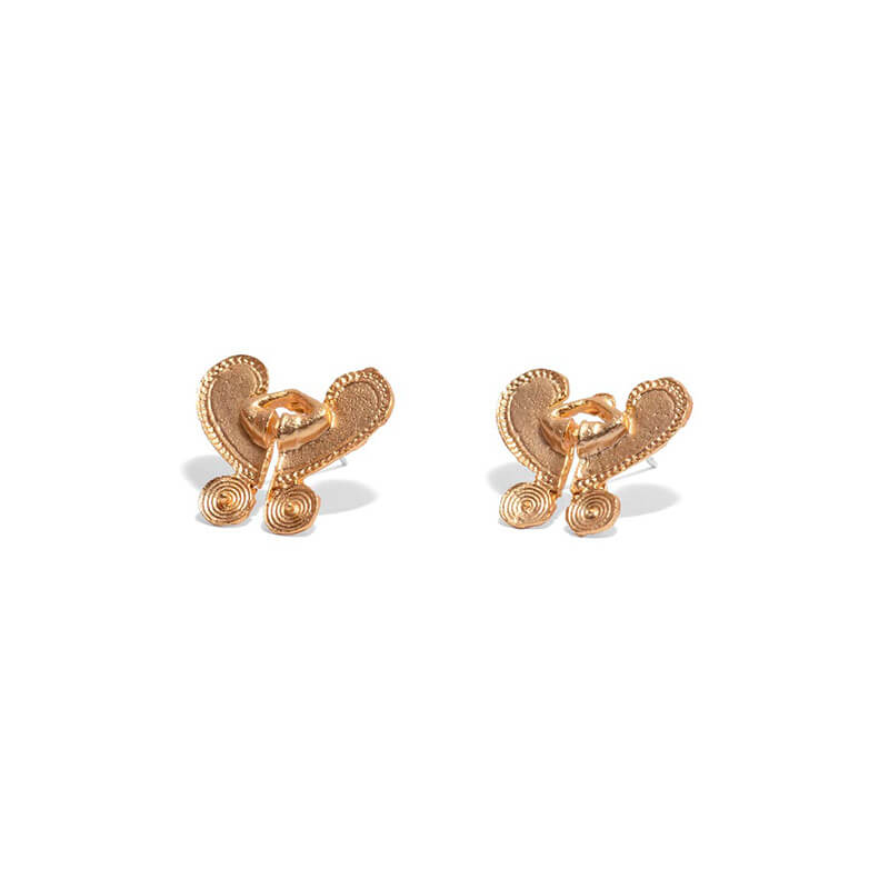 Tintinpan Earrings