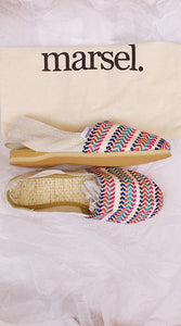 Marsel White Espadrilles Unboxed