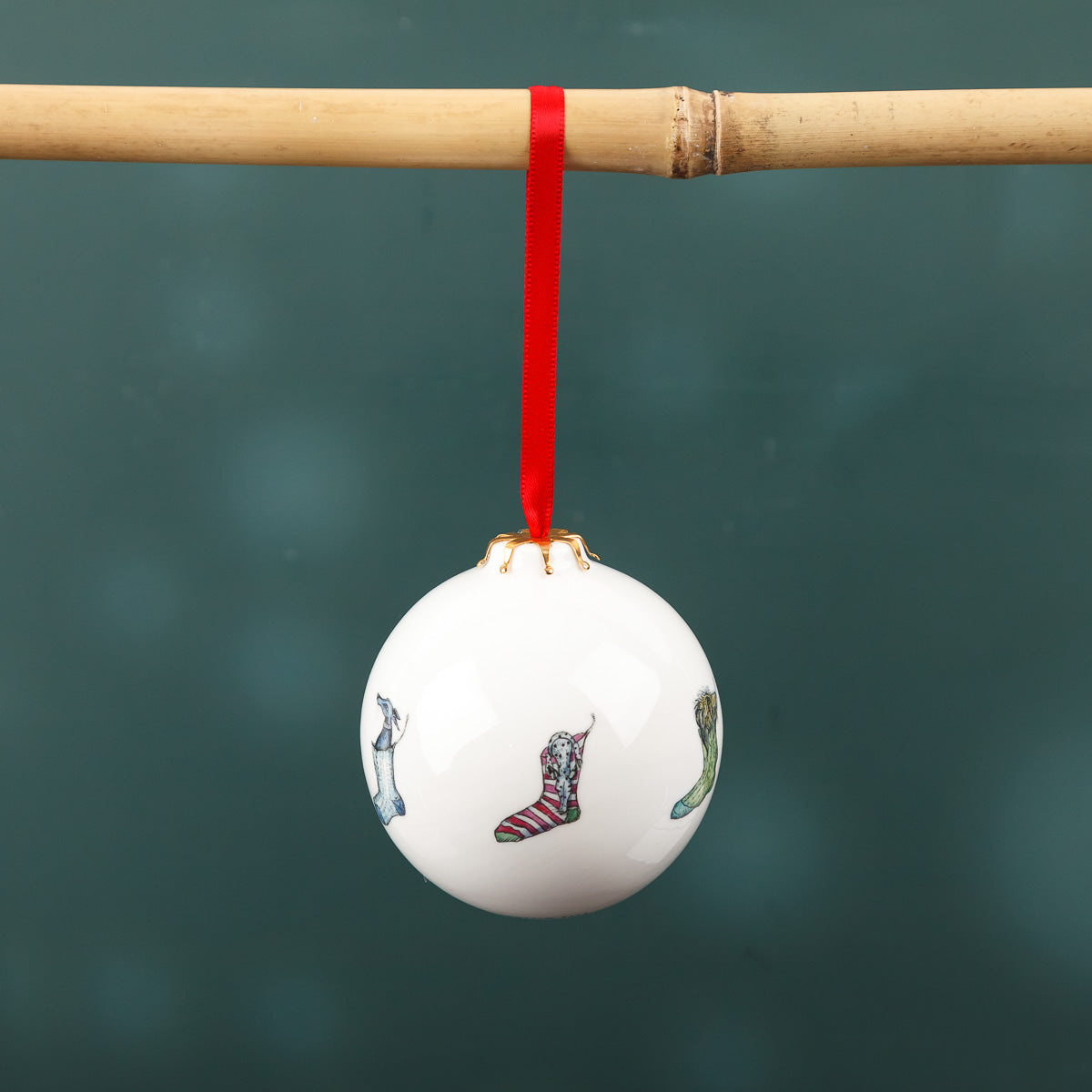 Christmas Stockings Bauble