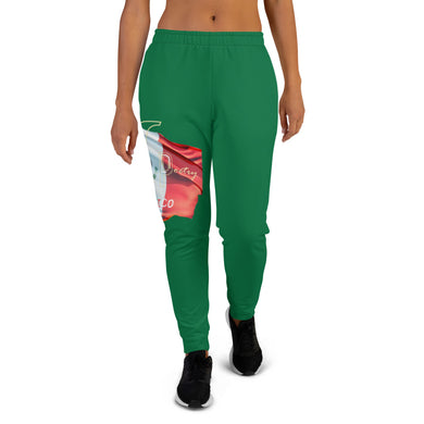 Women's Mexico green Joggers
