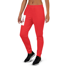 Load image into Gallery viewer, Women's USA red Joggers