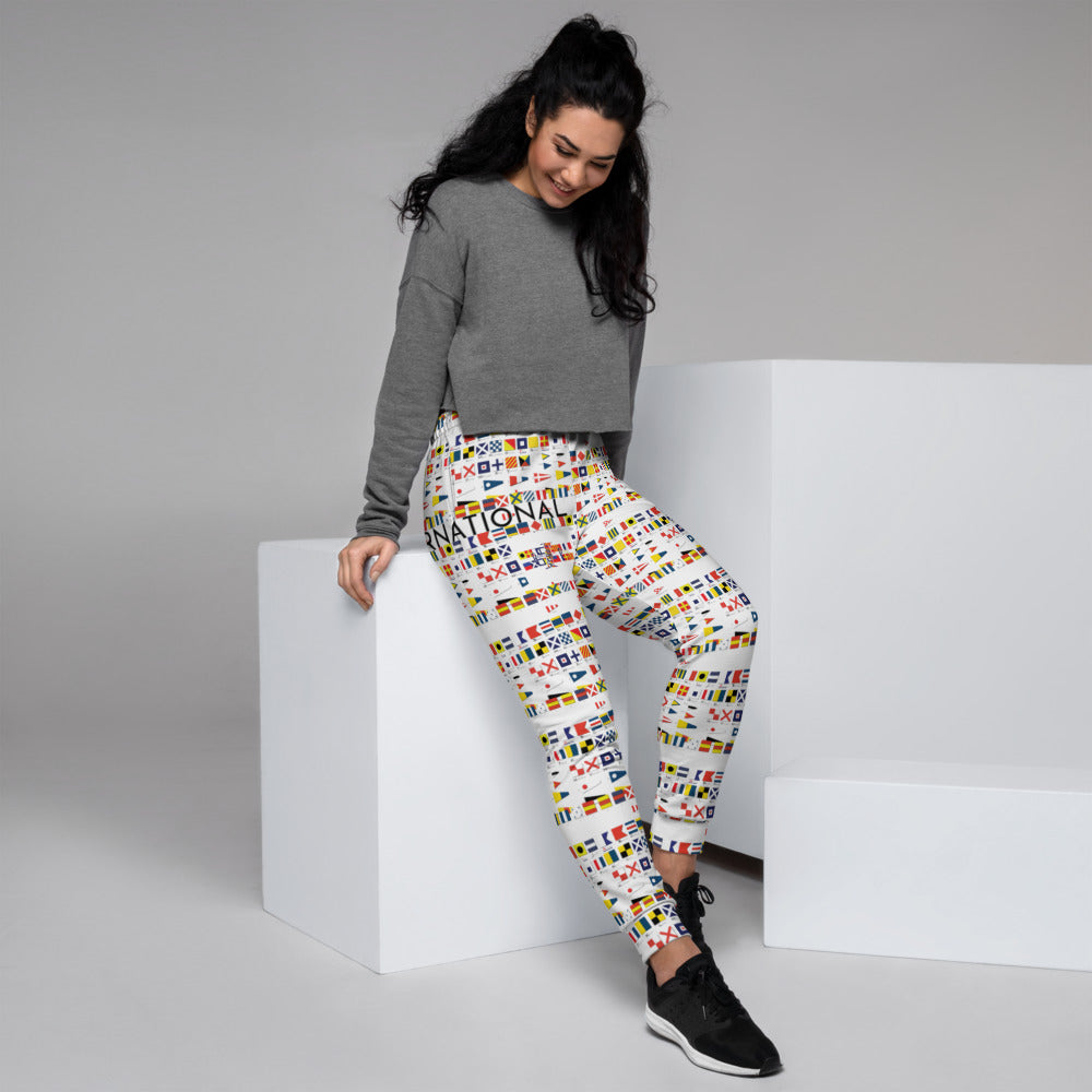 Women's Coded Joggers