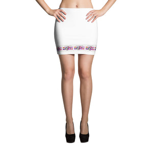 IRAP Maritime Mini Skirt