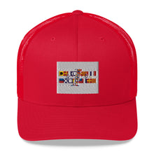Load image into Gallery viewer, Maritime Trucker Cap
