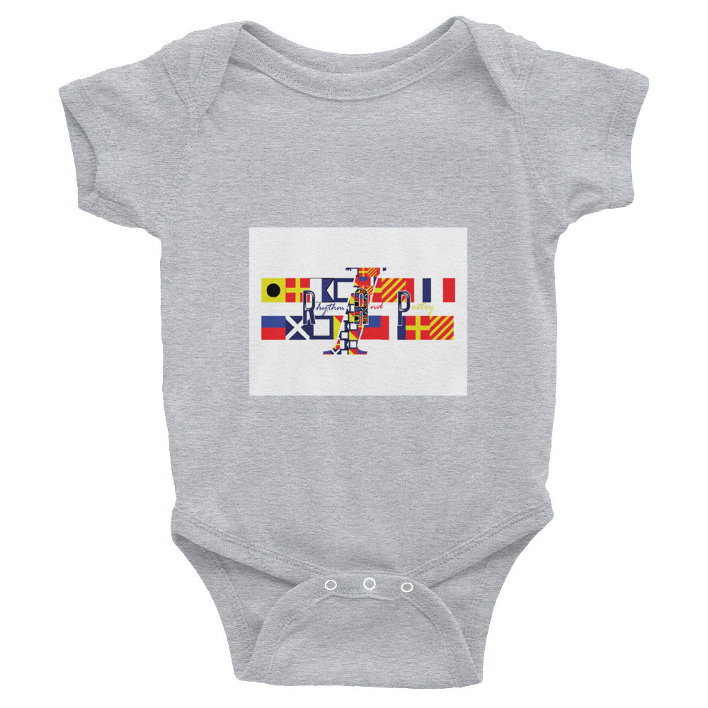 IRAP Maritime Infant Bodysuit