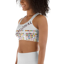 Load image into Gallery viewer, IRAP Maritime Sports bra