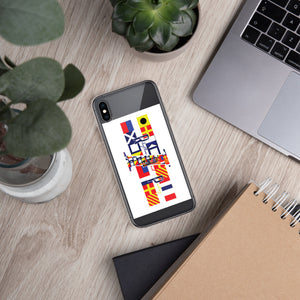 Maritime iPhone Case
