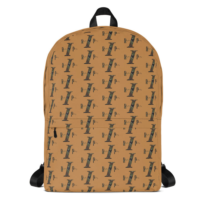 IRAP Fatigue Camo Backpack