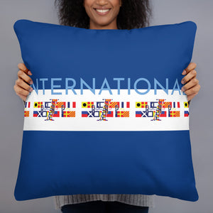 IRAP Code Pillow