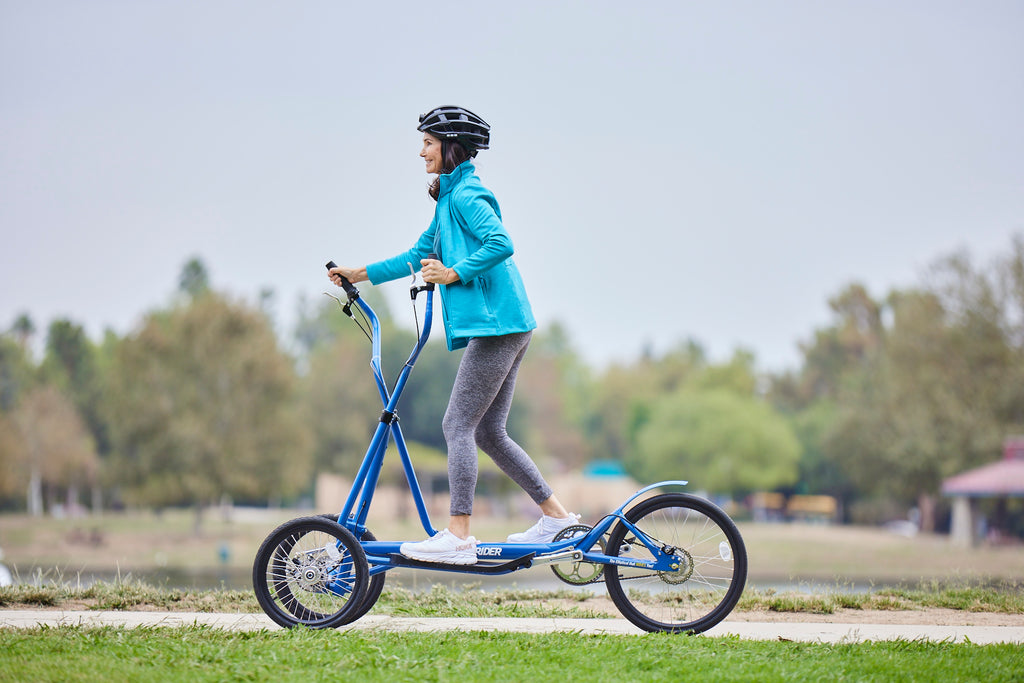 Stand Up Bike: Why It's Good For You