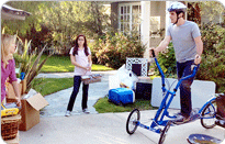 """""""I'm not a rider, I'm a Strider!"""" - StreetStrider featured on ABC's Modern Family"""