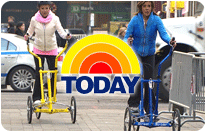 Today Show Highlights StreetStrider!