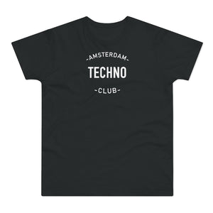 AMSTERDAM TECHNO CLUB T-SHIRT