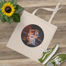 Load image into Gallery viewer, VINYL ONLY - DJ PLAYING VINYL - TOTE BAG
