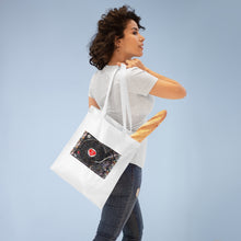 Load image into Gallery viewer, VINYL ONLY - RECORD PLAYER - TOTE BAG