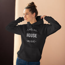 Load image into Gallery viewer, CHICAGO HOUSE MUSIC ZIPLESS HOODIE