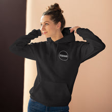 Load image into Gallery viewer, TECHNO MUSIC ZIPLESS HOODIE