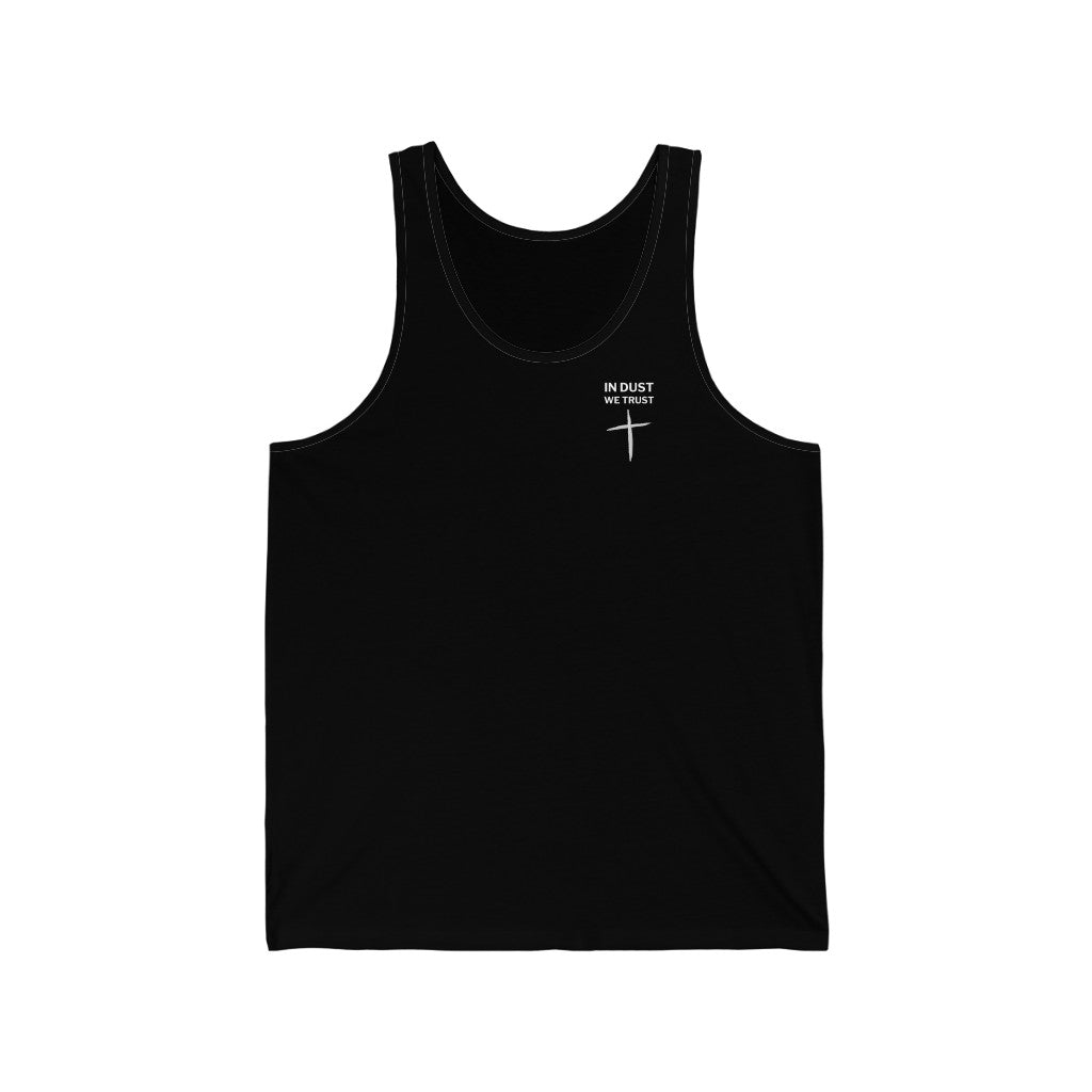 IN DUST WE TRUST - WOMEN TANK TOP