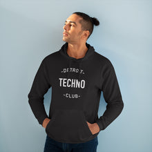 Load image into Gallery viewer, DETROIT TECHNO CLUB ZIPLESS HOODIE